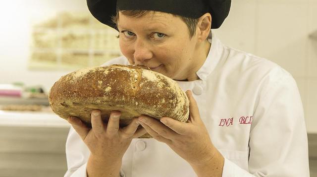Ina Blisse hat in Spanien eine Ausbildung zur Bäckerin und Konditorin gemacht. (Quelle: Echevarria)