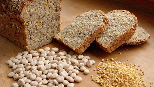 Die Weiße Lupine punktet mit einem hohen Proteingehalt und eignet sich auch zur Herstellung für Backwaren.    (Quelle: zu Münster/Archiv)