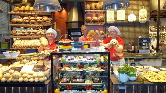 Impulse fürs Brot- und Snackgeschäft (Quelle: Wolf)