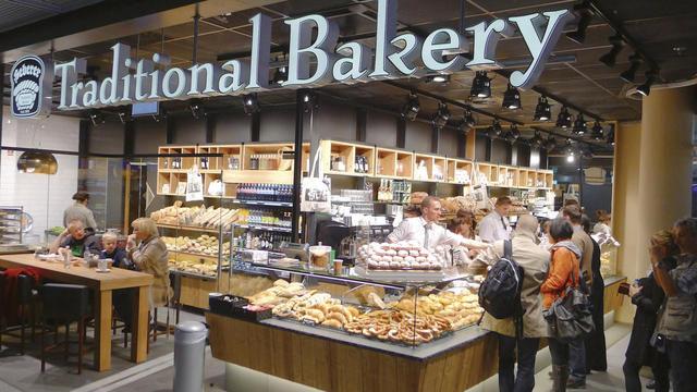 Die Traditional Bakery am Flughafen Frankfurt gehört nun SSP, wird aber weiter von Heberer beliefert. (Quelle: Unternehmen)