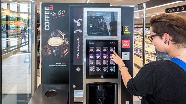 Aldi Sud Kunftig Mit Coffee To Go Allgemeine Backerzeitung Abz