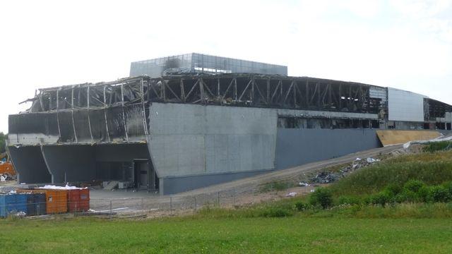 Die Großkonditorei Pfalzgraf startet nach dem Großbrand im vergangenen Jahr ab Juli wieder die Produktion.  (Quelle: Unternehmen)