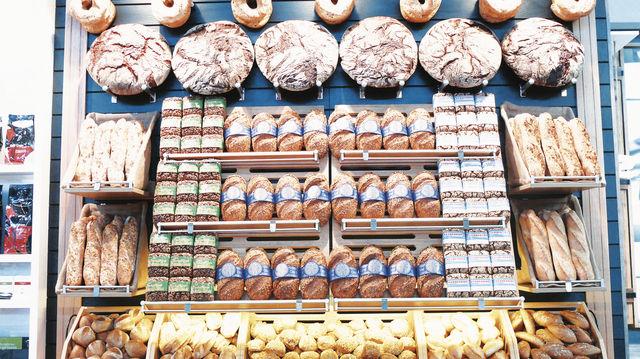 Letztlich dreht sich auf der Südback (fast) alles um das Kerngeschäft der Bäcker – den Brotverkauf. Archiv (Quelle: Wolf)