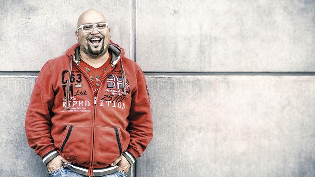 Ben Schulz, Berater im Personal-Branding tritt ebenso bei der Bäko auf... (Quelle: Die Hoffotografen GmbH Berlin)