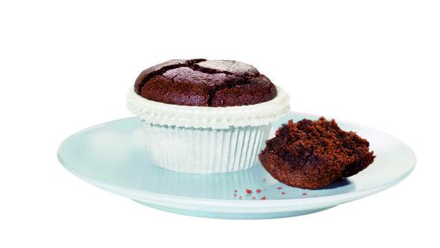 Glutenfreier Mini-Kuchen (Quelle: Christoph Wieboldt)