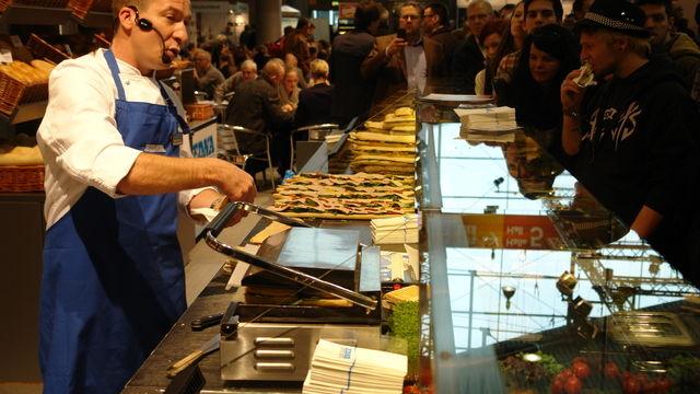 Die Intergastra begeistert Besucher mit neuen Trends in der Gastronomie und Hotellerie. (Quelle: Archiv / Kauffmann)