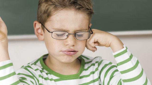 Null Energie: Kinder, deren Ernährung keine Kohlenhydrate enthält, leiden auch unter Müdigkeit. (Quelle: Fotolia)