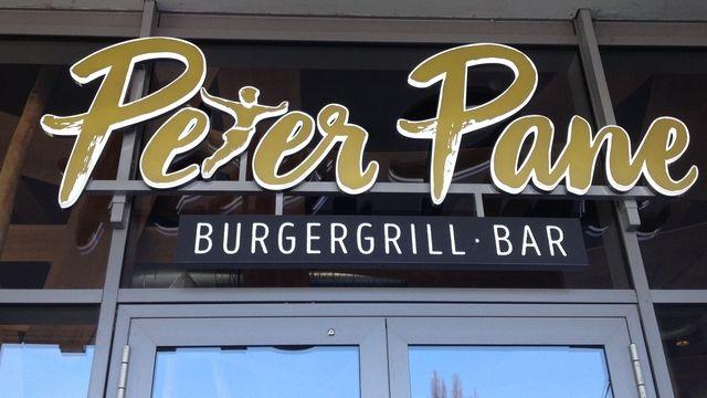 """Burgergrill, Bar und bald noch mehr – das """"Peter Pane"""" ist eines von vielen Restaurants, die ihre Angebotspalette mit neuen Produkten ergänzen wollen. (Quelle: Foto: Archiv/ Hart)"""