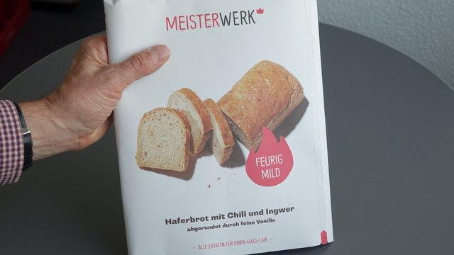 """Das Online-Geschäft """"Meisterwerk"""" bietet den Kunden diverse Brotbacksets an. (Quelle: Foto: Archiv/ Kauffmann)"""