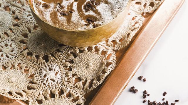 Schokolade statt Kaffee (Quelle: www.maartenstappaerts.be)