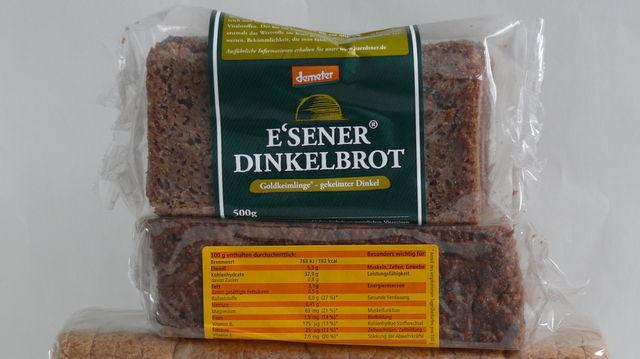 Für handwerklich hergestellte und verpackte Backwaren gilt laut Zentralverband eine Ausnahmeregelung bei der Nährwertkennzeichnung. (Quelle: Archiv / Kauffmann)