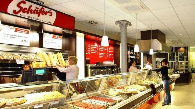 Die Logistik und Kommissionierung der Bäckerei Schäfer´s wird verlegt, um die Belieferung mit Backwaren an Kunden sicherzustellen.  (Quelle: ABZ / Archiv)