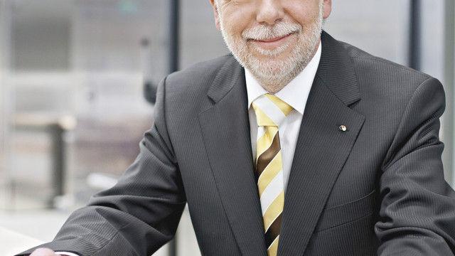 Steht vor vielfältigen Herausforderungen im Wahljahr 2017: ZV-Präsident Michael Wippler. Eine davon bleibt die Neustrukturierung des 140 Jahre alten Verbandssystems. (Quelle: ABZ-Archiv)