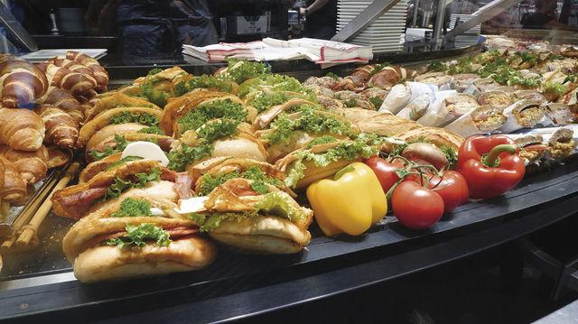 Ob Bio, regional, vegetarisch/vegan oder glutenfrei: Snacks in allen Variationen – und zu jeder Tageszeit verfügbar – werden immer beliebter. (Quelle: Archiv/Wolf)