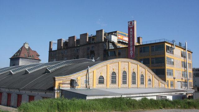 Der Firmensitz von Ankerbrot.  (Quelle: ABZ-Archiv)