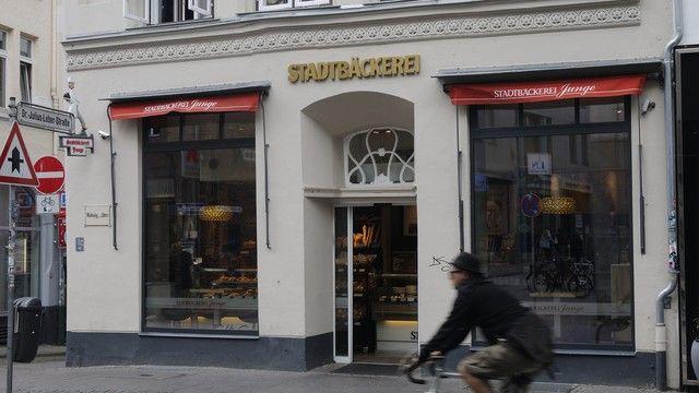 Die Bäckerei Junge hat im Rahmen der Studie zur Servicequalität am besten abgeschnitten.   (Quelle: Archiv/Kauffmann)