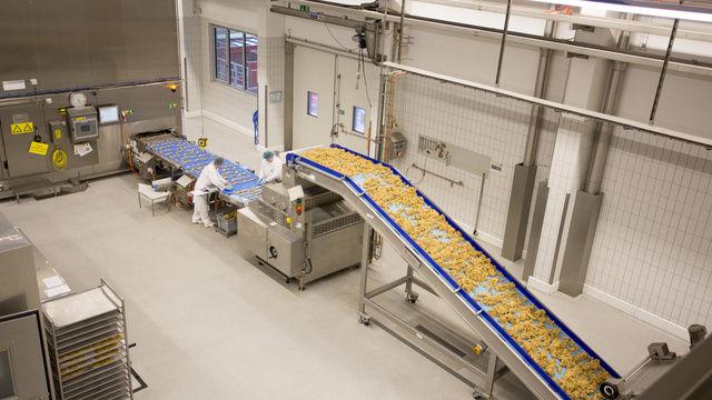 Die Produktionsanlagen laufen weiter. Aber geschäftlich läuft es bei Aryzta nicht rund.  (Quelle: Archiv/Unternehmen)
