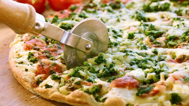 Pizza ist weiter im Kommen – vor allem im Liefergeschäft.  (Quelle: dti)