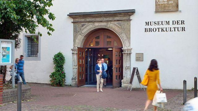 Die Ausstellung findet im Museum der Brotkultur in Ulm statt.  (Quelle: Unternehmen)
