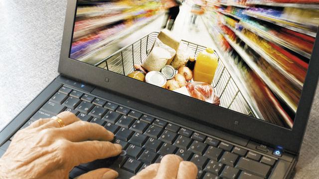 Virtuell durch den Supermarkt – das soll jetzt noch einfacher gehen. (Quelle: Archiv)