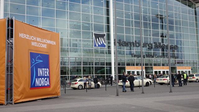 Die Internorga findet zum 91. Mal auf dem Hamburger Messegelände statt. (Quelle: Archiv / Kauffmann)