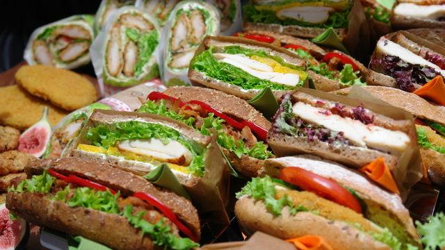 Die Internorga bietet Bäckern Inspirationen für die neusten Snack-Trends. (Quelle: Archiv/ Kauffmann)