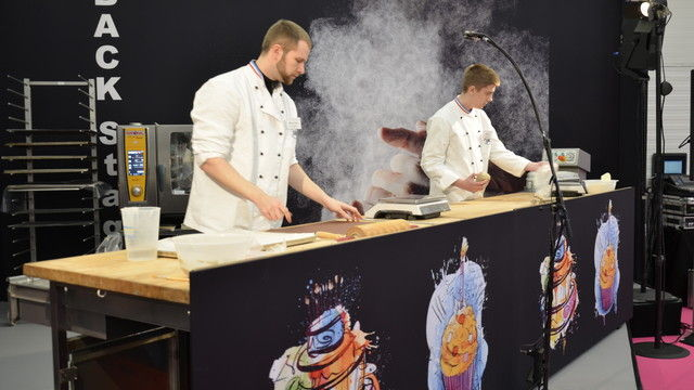 Auch dieses Jahr findet wieder der Lehrlingswettbewerb des Bäckerhandwerks statt. (Quelle: Verband)