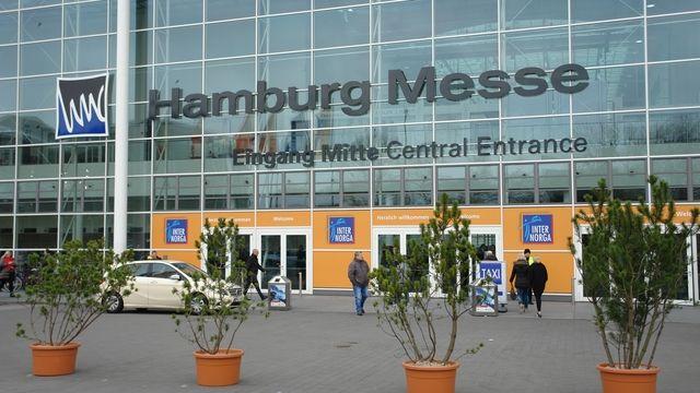 Die Internorga findet traditionell auf der Messe Hamburg statt. (Quelle: Archiv / Kauffmann)