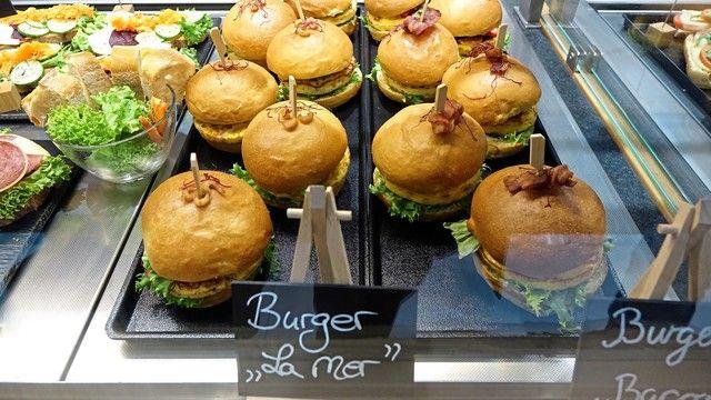 Der mit hochwertigen Zutaten zusammengesetzte Burger hat im Snack-Geschäft noch Potenzial. (Quelle: Wolf)