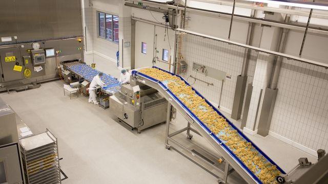Fachkräftemangel herrscht auch in den Produktionsstätten des TK-Backwarenherstellers Aryzta. (Quelle: Archiv)