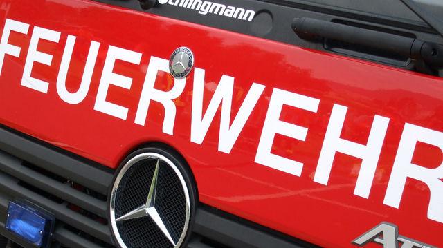 Die Feuerwehr konnte ein Ausbreiten des Brandes verhindern. (Quelle: Christoph Ehleben  / pixelio.de)