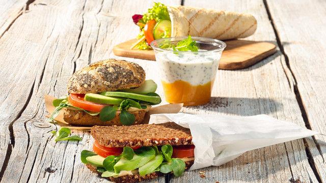 Mit Avocado und Chia-Samen möchte Backwerk mehr Kunden für sich gewinnen. (Quelle: Unternehmen)