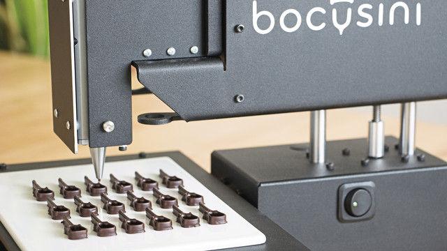 Preisträger 2016: das Food Printing System Bocusini. (Quelle: Unternehmen)