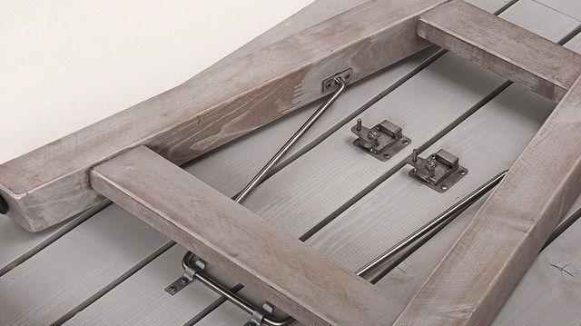 Klappbare Außenmöbel (Quelle: Stuhlfabrik Schnieder)