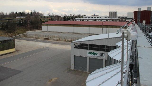 Firmensitz von Agrofert-Deutschland liegt in Wittenberg. (Quelle: Unternehmen)