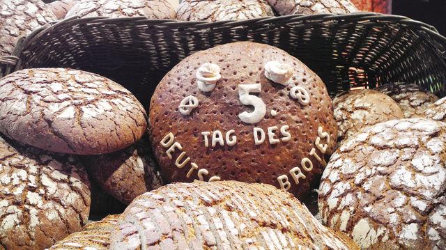 Zum fünften Mal hat der Zentralverband des Deutschen Bäckerhandwerks einen Tag des deutschen Brotes organisiert. (Quelle: Blath)