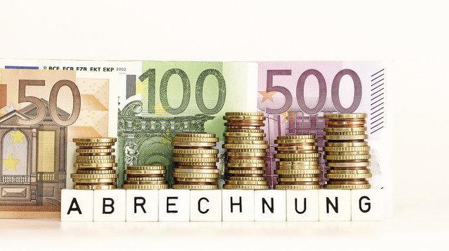 Auf Euro und Cent: Wenn sich bei Abrechnungen Fehlbeträge ergeben, ist der Unternehmer in der Pflicht, die Gründe dafür zu klären. (Quelle: Fotolia)