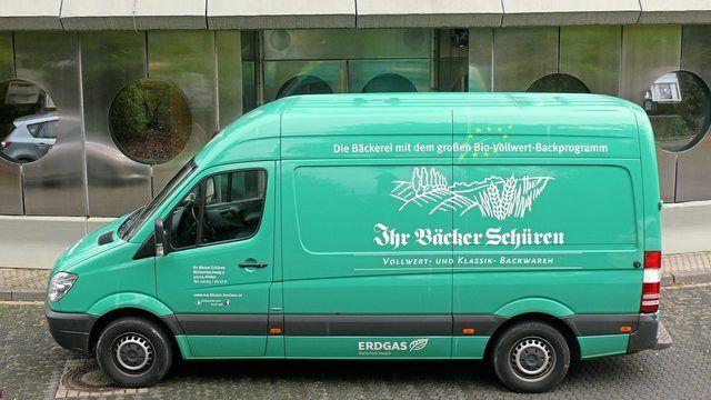 Die Bäckerei Schüren setzt unter anderem mit Erdgas-Autos und E-Mobilität auf Nachhaltigkeit.  (Quelle: Archiv/ Wolf)
