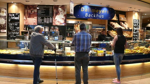 Dallmeyers Backhus ist ein Unternehmen der Edeka Nord. (Quelle: Archiv/Wolf)