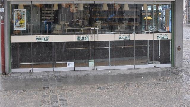 In der Vergangenheit hat der Großfilialist Müller-Brot in Sachen Hygiene für Aufregung gesorgt.   (Quelle: Archiv)