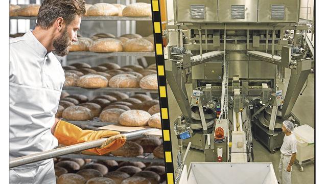 Ungleiche Verteilung: Der Handwerksbäcker zahlt die volle EEG-Umlage, die Industrie nicht. (Quelle: Fotolia/ABZ-Archiv)