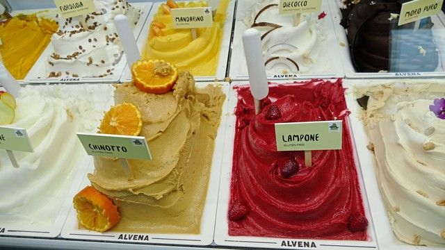 Auf der Fachmesse Sigep ist es zu spüren: Italien ist Europas größter Eisproduzent. (Quelle: Archiv/ Küchle)