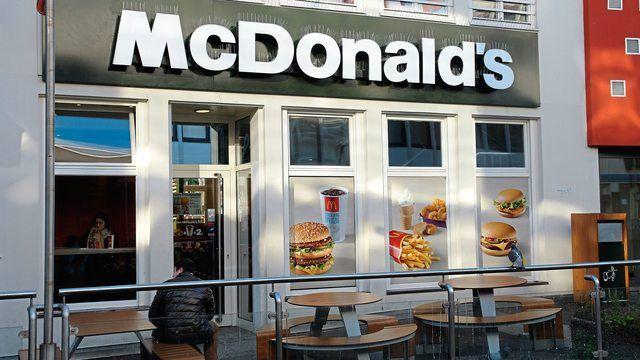 Die Fast-Food-Kette möchte einen Imagewandel erreichen. (Quelle: Archiv/ Kauffmann)