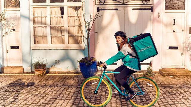 Kamps arbeitet für das Pilotprojekt mit dem Lieferdienst  Delivery Hero zusammen. (Quelle: Unternehmen)
