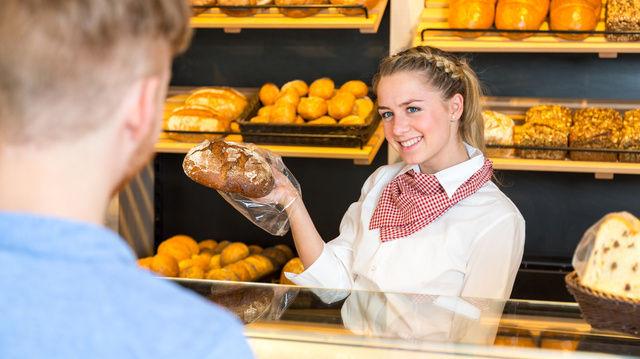 Eine Bäckerei hat sieben Verkäuferinnen gekündigt.  (Quelle: Symbolfoto: Fotolia)