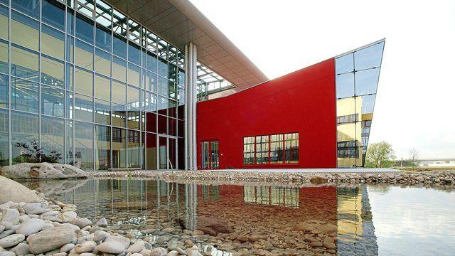 Firmenzentrale von Backaldrin in Asten  (Quelle: Unternehmen)