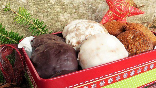 Lebkuchen gehören zu den beliebtesten Weihnachtsgebäcken.  (Quelle: pixabay)