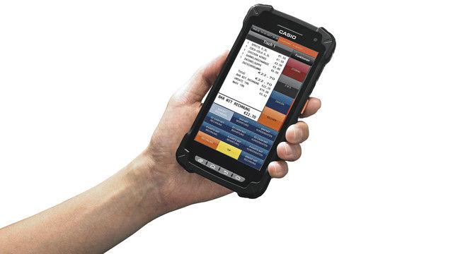 Mobile Kasse für unterwegs (Quelle: SYSTEM)