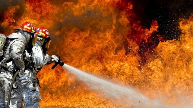 Die Feuerwehr hatte den Brand schnell unter Kontrolle. (Quelle: Pixabay.com)