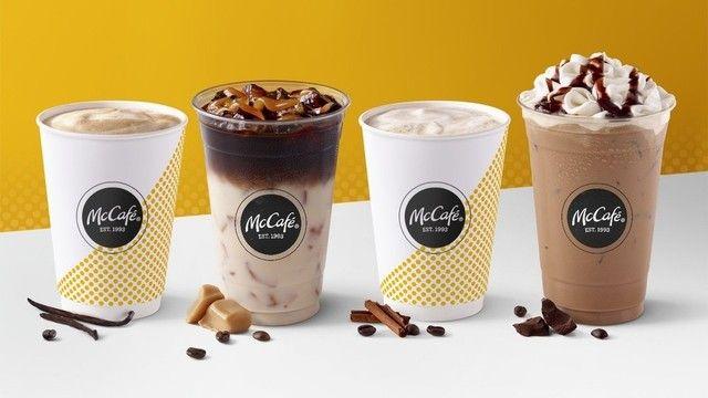 McCafé bringt neue Kaffeevariationen. (Quelle: Unternehmen)